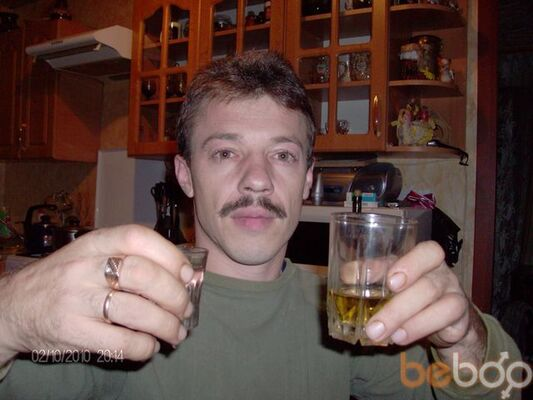 Фото мужчины волк, Москва, Россия, 42