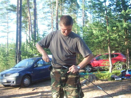 Фото мужчины Николай, Санкт-Петербург, Россия, 39