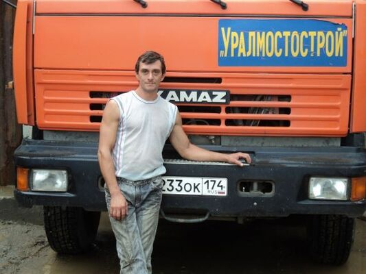 Фото мужчины иван, Верхний Уфалей, Россия, 40