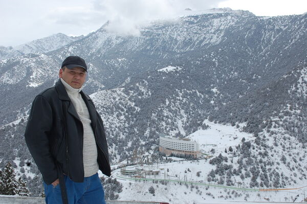 Фото мужчины руслан, Ташкент, Узбекистан, 40