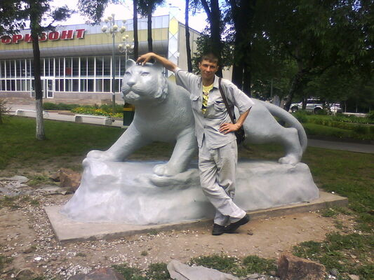 Фото мужчины костя, Уссурийск, Россия, 36