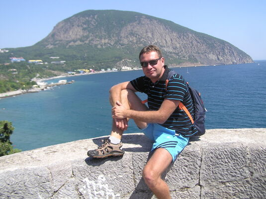 Фото мужчины Алексей, Симферополь, Россия, 41