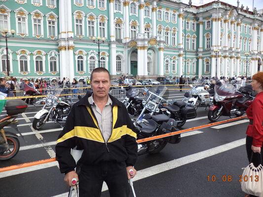 Фото мужчины Евгений, Санкт-Петербург, Россия, 57