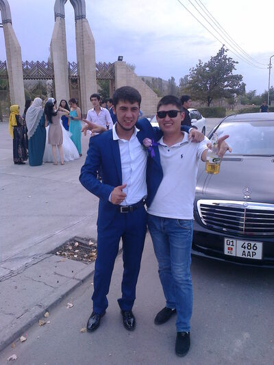 Фото мужчины Азиз, Алматы, Казахстан, 23