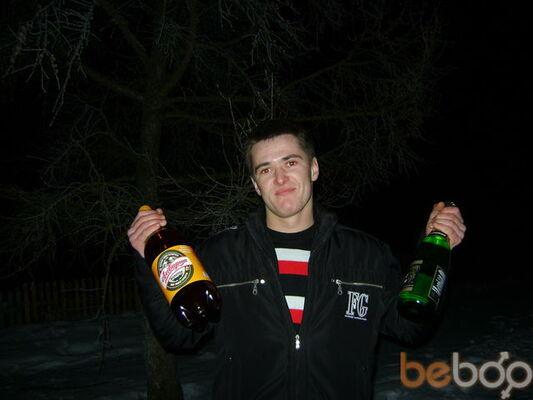 Фото мужчины leha21, Шарковщина, Беларусь, 28