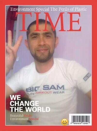 Фото мужчины Фархад, Москва, Россия, 32