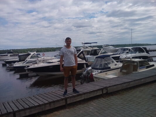 Фото мужчины Санёк, Москва, Россия, 28