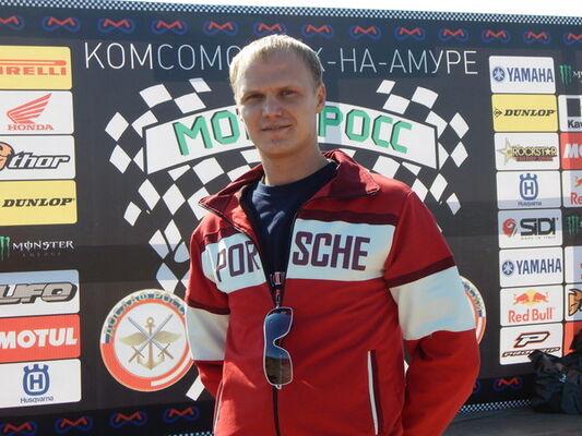 Фото мужчины Вячеслав, Комсомольск-на-Амуре, Россия, 35