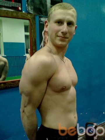 Фото мужчины бодибилдер, Киев, Украина, 24