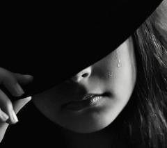 Фото грустные девушки на аву