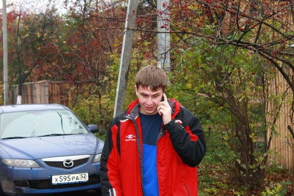 Фото мужчины САНЕК, Нижний Новгород, Россия, 29