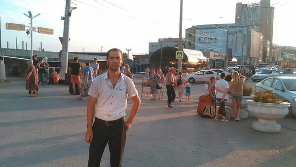 Фото мужчины Дилшод, Санкт-Петербург, Россия, 35
