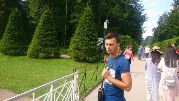 Фото мужчины Ден, Санкт-Петербург, Россия, 27