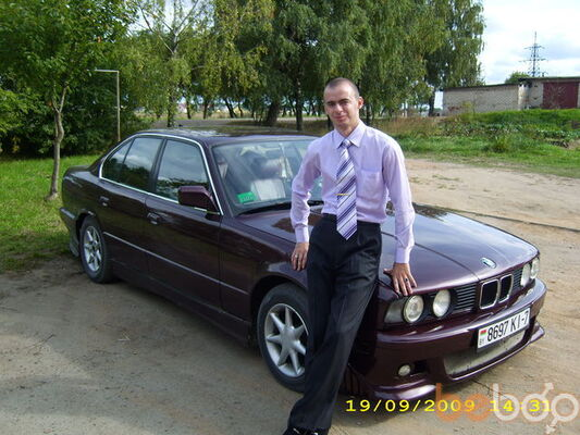 Фото мужчины redcar, Минск, Беларусь, 30