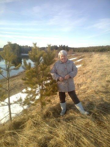 Фото девушки вера, Соликамск, Россия, 64