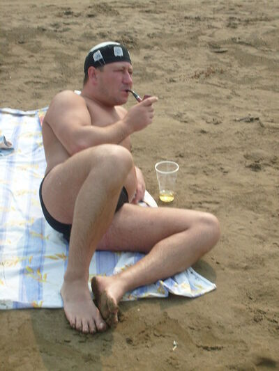 Фото мужчины смурфик, Пермь, Россия, 37