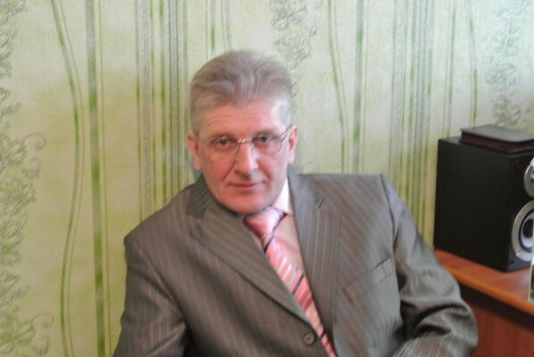 Фото мужчины серый, Омск, Россия, 50