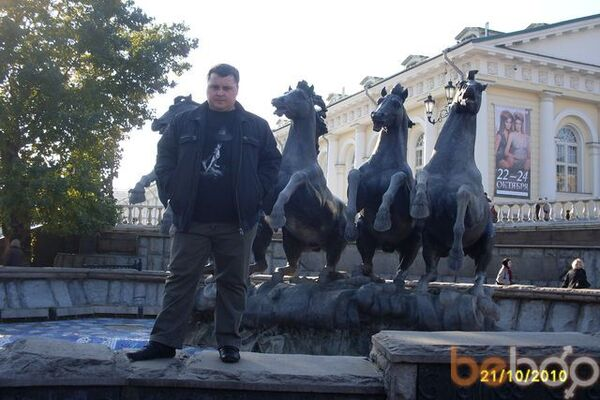 Фото мужчины saha31, Москва, Россия, 37